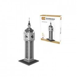 Big Ben Londres. Loz 9369 - Kit de construccion minimizada. Diamond Block. 870 piezas