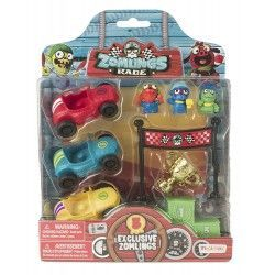 Zomlings Especial - Blister Race