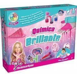 Science4you Química Brillante Juguete científico y Educativo Stem