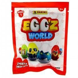 Panini sobre Egg´Z World