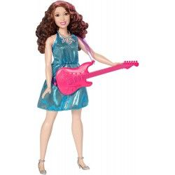 Barbie Quiero Ser rockera