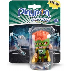 Pinypon Action Figurita Superhéroe