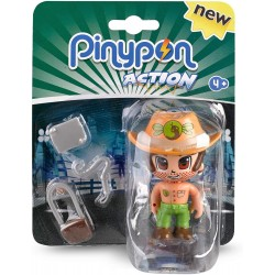 Pinypon Action Figurita Aventurero