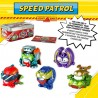 SuperThings Secret Spies-Lata de Patrulla de Velocidad (5 SuperThings exclusivos )