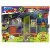 SuperZings - Secret Lab Adventure 1 (PSZSP114IN01) con 2 Exclusivas Figuras y 1 Disparador