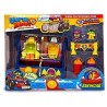 SuperZings - Kaboom Race Adventure 2 (PSZSP214IN01) con 2 Vehículos y 2 Exclusivas Figuras